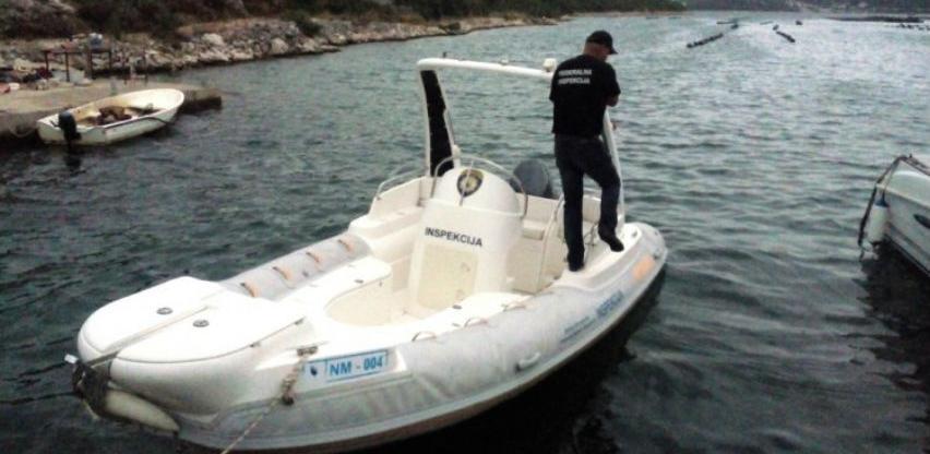 U 122 nadzora vodenog saobraćaja inspektori izdali 15 prekršajnih naloga