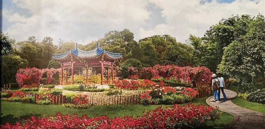 Sarajevski park Jezero na Betaniji će dobiti botaničku baštu