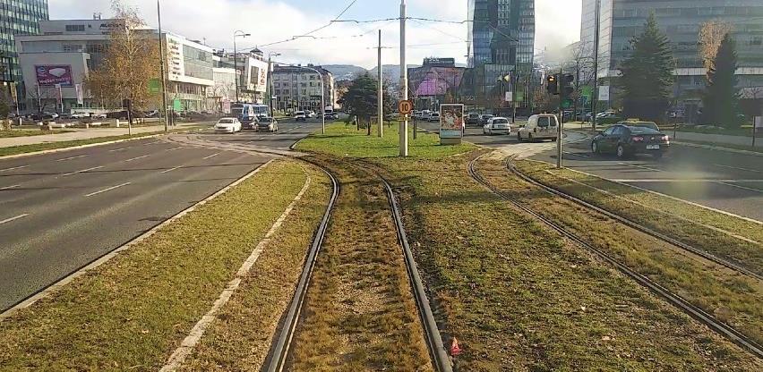 Narednih 30 dana tramvaji neće saobraćati od Marijin-Dvora do Baščaršije