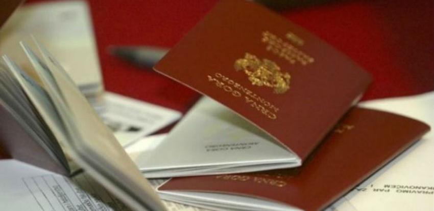 Od januara do crnogorskog pasoša preko investicija