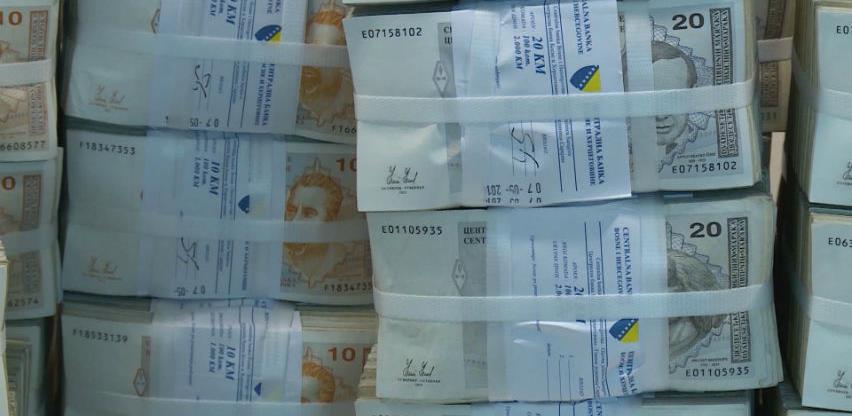 Analiza MMF-a: Ko su najveći dužnici u BiH