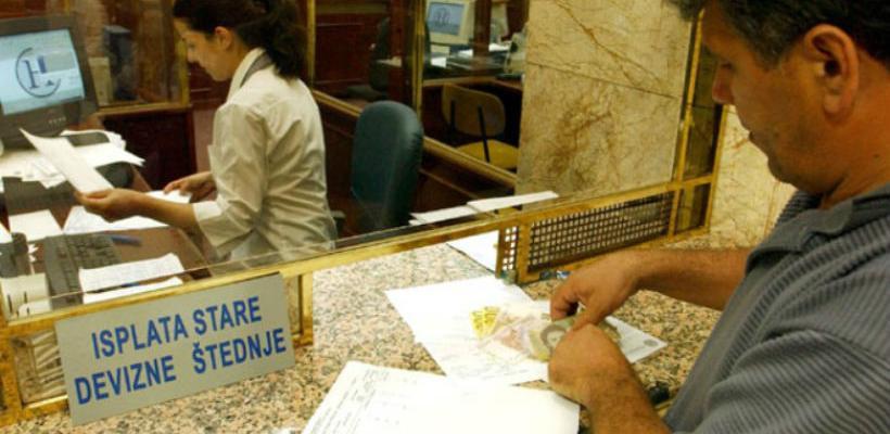 FIA prima zahtjeve za prijavu potraživanja stare devizne štednje iz Srbije