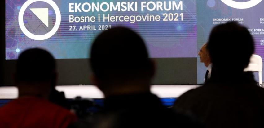Ekonomski forum BiH 2021: U potrazi za novim normalnim