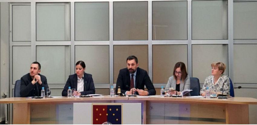Sindikat osudio povlačenje Nacrta Budžeta KS za 2019. godinu