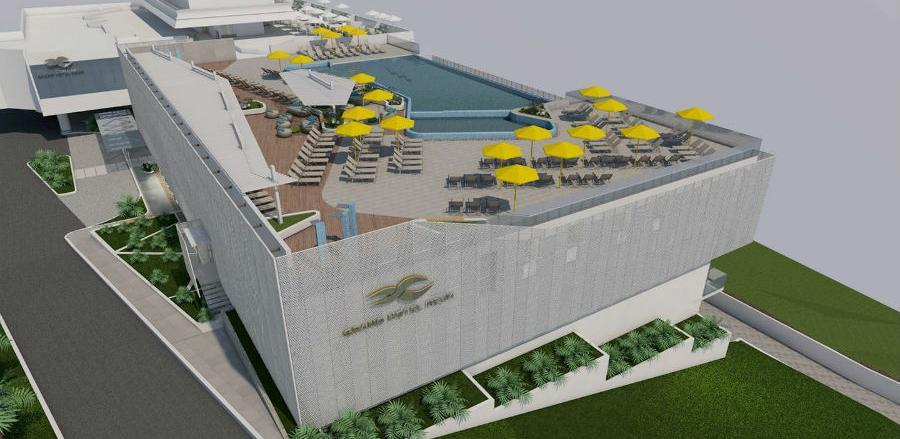 Grand Hotel Neum na ljeto dobija kongresnu dvoranu i panoramski bazen