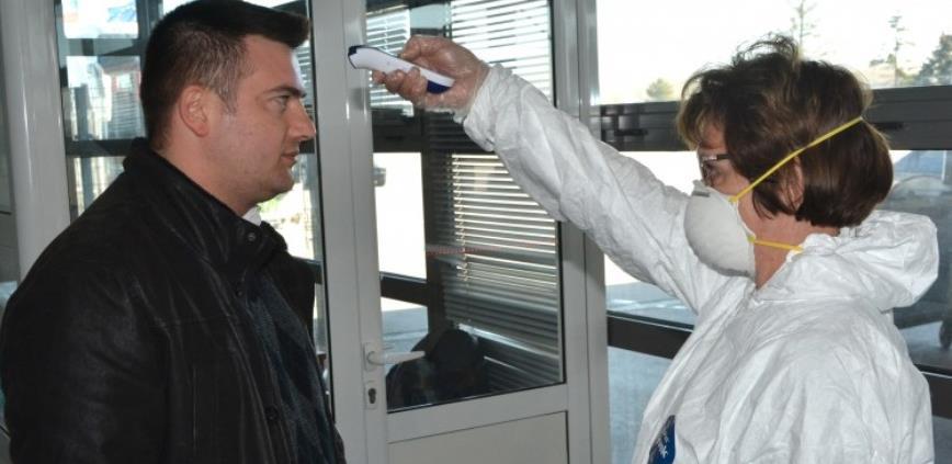 Novi Grad Sarajevo - Otkazano predavanje o koronavirusu i mjerama zaštite