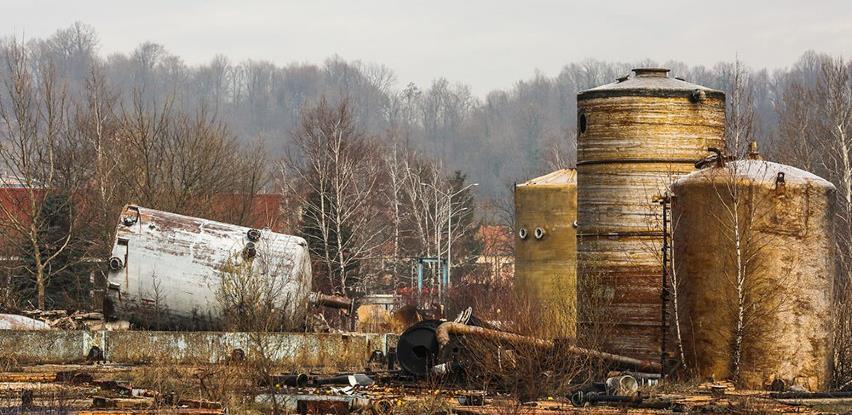 Kada će biti uklonjen otpad iz Tuzlanskog HAK-a?