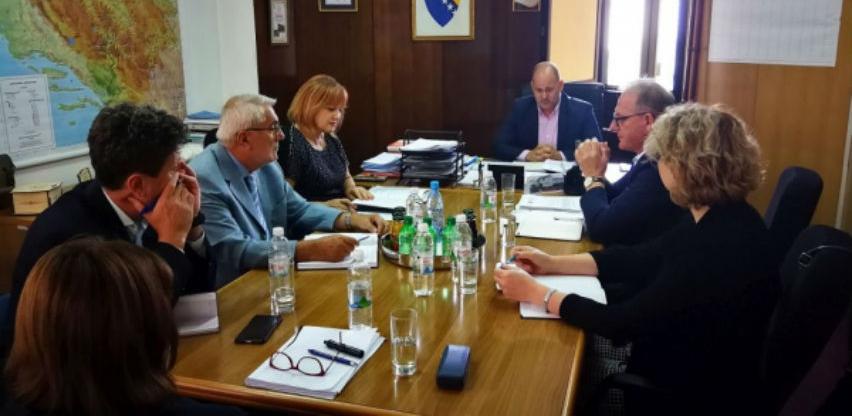 Održani sastanci o postupcima dodjele koncesije za ugalj u Brezi i Zenici