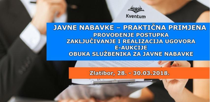 Kventum seminar: Javne nabavke