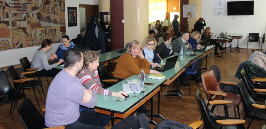 Održane obuke za domaće knjižničare u okviru projekta INTERA TP-a