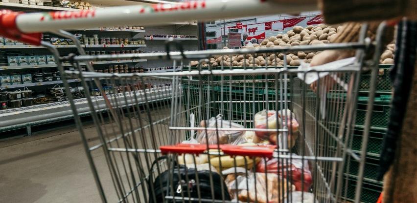 Sindikalna potrošačka korpa u oktobru koštala 1.779,14 KM