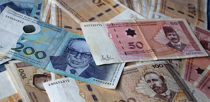 Koja je novčanica najčešće krivotvorena u BiH tokom ove godine?