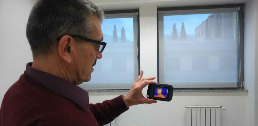 """""""Uvod u termografiju""""- zajednički seminar IUS Life centra i MICOM-a"""