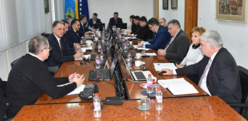 Ministarstvo privrede TK opredijeljeno za povećanje investicija