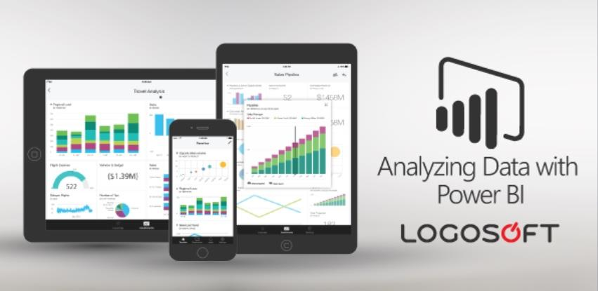 Najava kursa: Analyzing Data with Microsoft Power BI (Webinar)