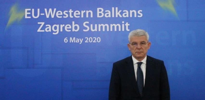 Džaferović: BiH je potreban kandidatski status za članstvo u EU