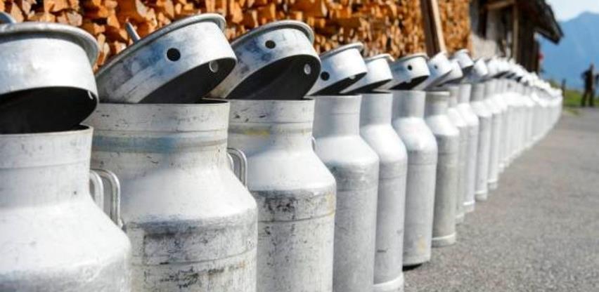 Pašalić: Mljekarski sektor stabilan, proizvodnja raste