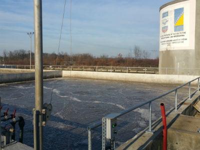 Izgradnjom prečistača dugoročno riješavanje problema prečišćavanja vode