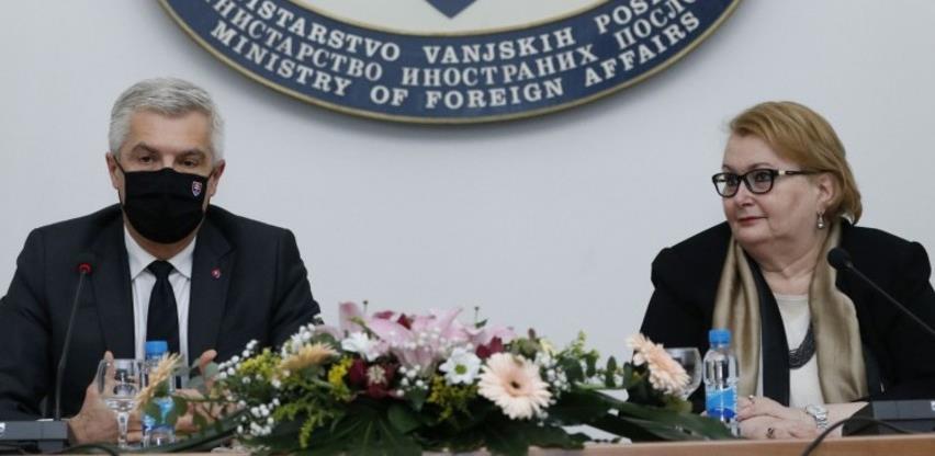 Slovačka nastavlja pružati podršku BiH na njenom evropskom putu