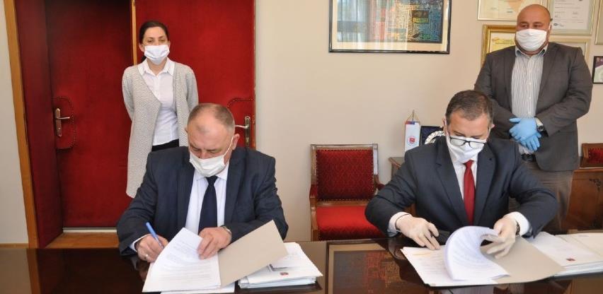 Prijedorputevi potpisali ugovor za više infrastrukturnih projekata u Prijedoru