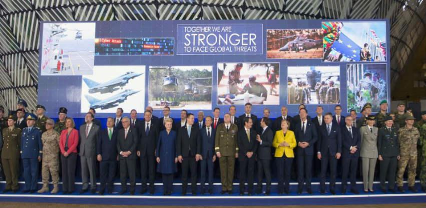 Dogovoren novi sistem vojne saradnje PESCO