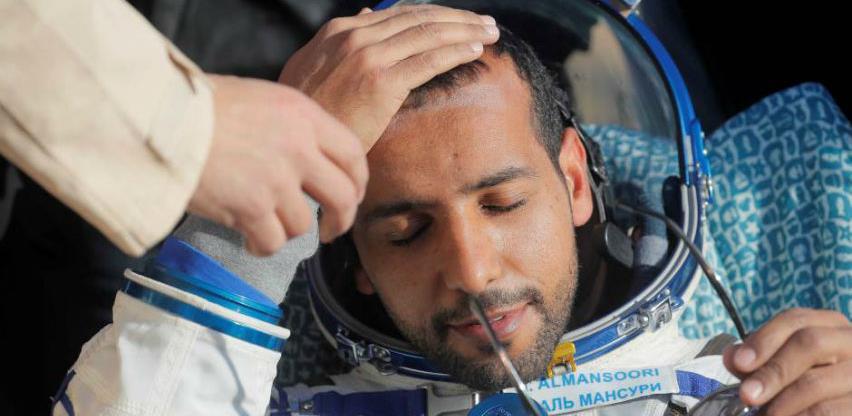 Emiraćani slave prvog astronauta kao heroja, stavljaju ga na markice i kovanice