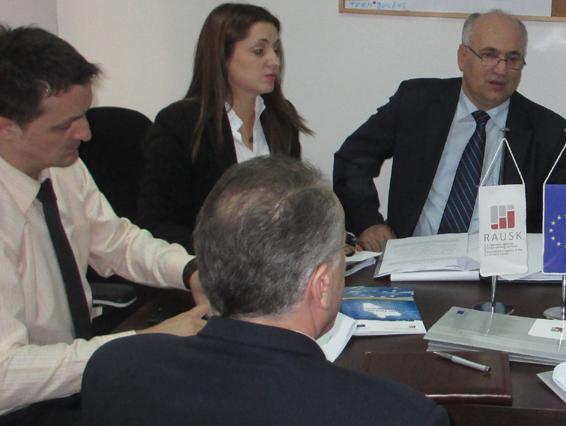 RAUSK osigurala sredstva za provođenje projekta zapošljavanja u Saniteksu