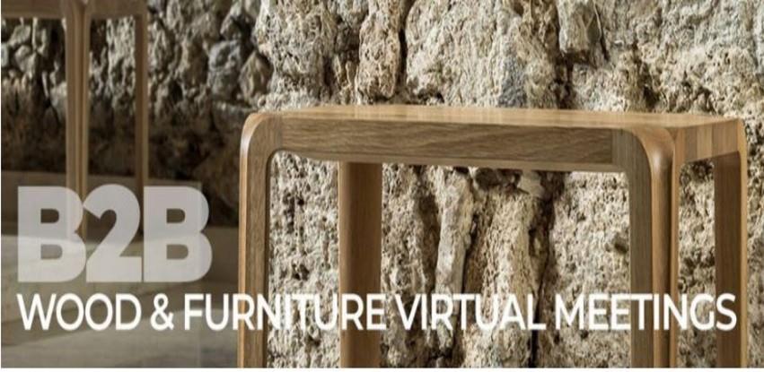 Online događaj: B2B wood & furniture virtual meetings