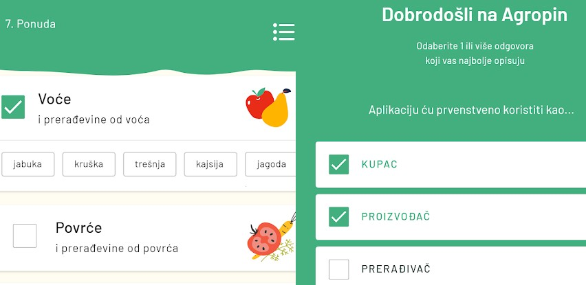 Predstavljena mobilna aplikacija Agropin ili digitalna tržnica