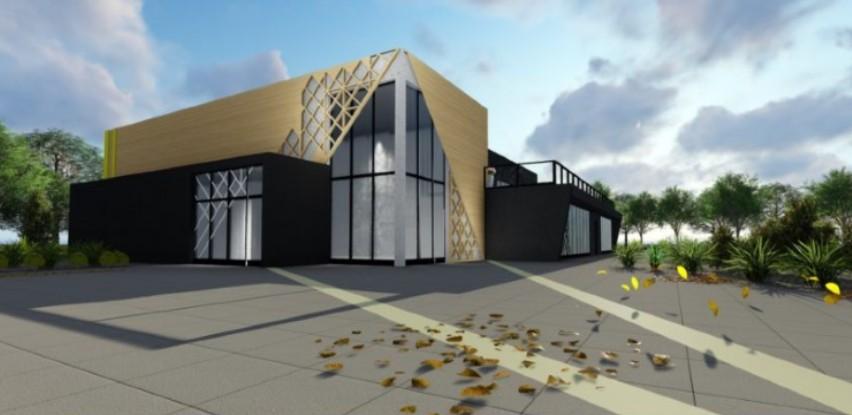 Počela izgradnja Kulturno-omladinskog centra u Novom Goraždu