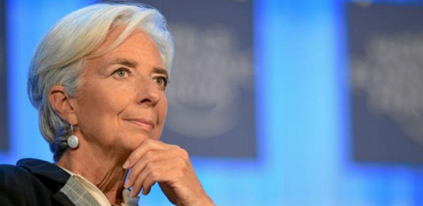 Lagard upozorava na moguću 'ekonomsku oluju'