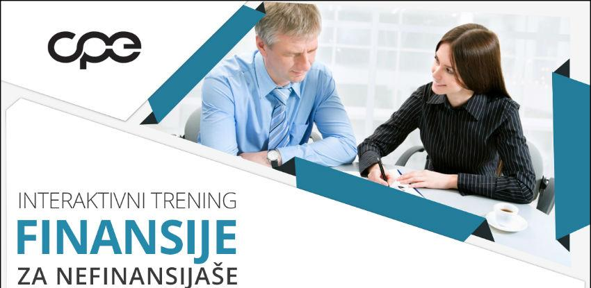 Jednodnevni trening: Finansije za nefinansijaše