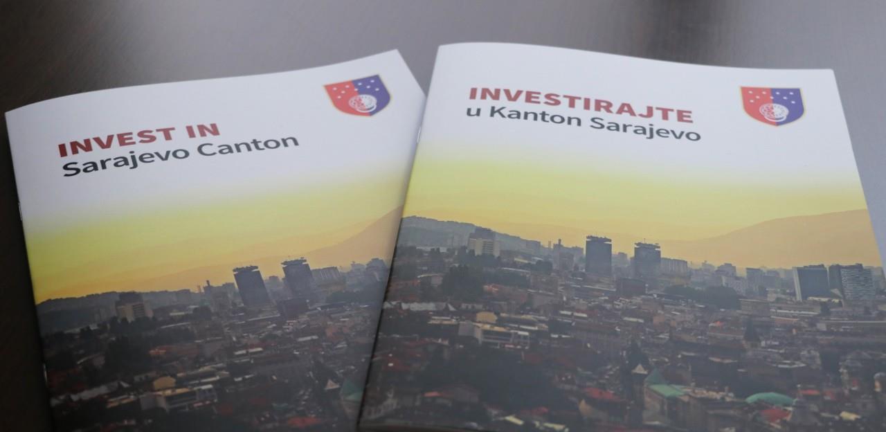 Napravljen prošireni i inovirani investicijski profil Kantona Sarajevo