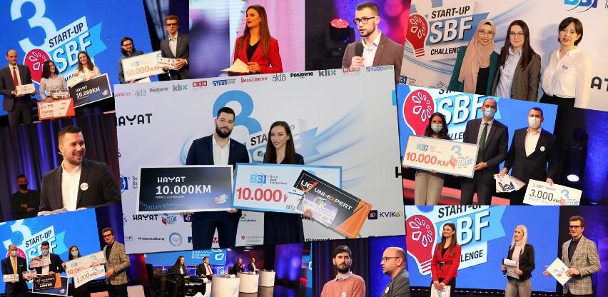 """Otvorene prijave za dostavu poslovnih ideja u okviru """"SBF Start-up Challenge"""""""