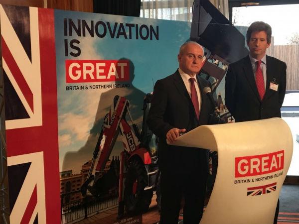 Interes britanskih kompanija za suradnju u oblasti modernizacije rudnika