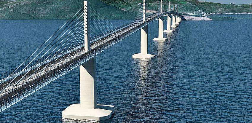 Butković: U ponedjeljak potpisivanje ugovora o gradnji Pelješkog mosta