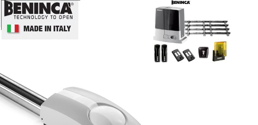 Prodaja automatike: Euro Roal dobio zastupništvo za Beninca Italija