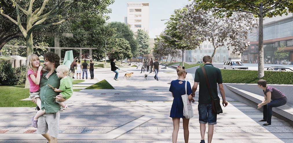 """Amir Vuk Zec o konceptu """"Sarajevski ćilim"""": Ovo je najvažniji urbani potez"""