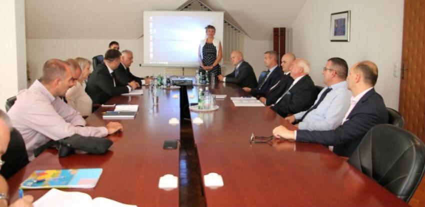 Nijemci zainteresirani za investiranje na području Hercegbosanske županije