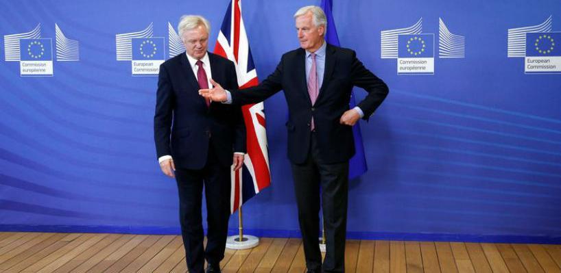 EU i London se dogovorili o prioritetima i o vremenskom planu pregovora