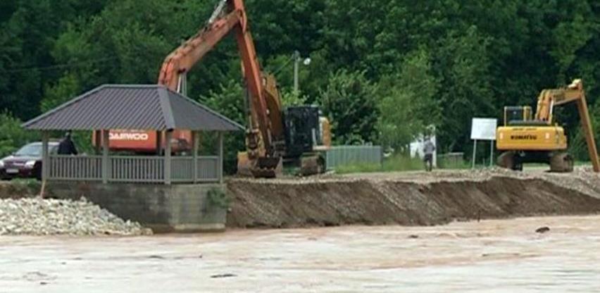 Zašto kasni izgradnja nasipa na Drini u Semberiji?