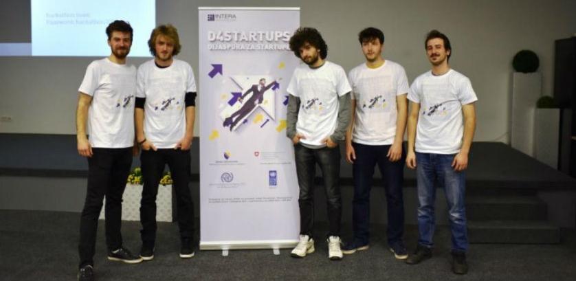 Mladi IT stručnjaci rješavaju probleme lokalnih poduzeća