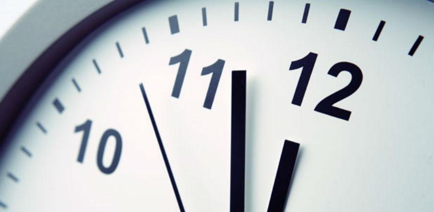 U Srbiji spreman zakon o računanju vremena