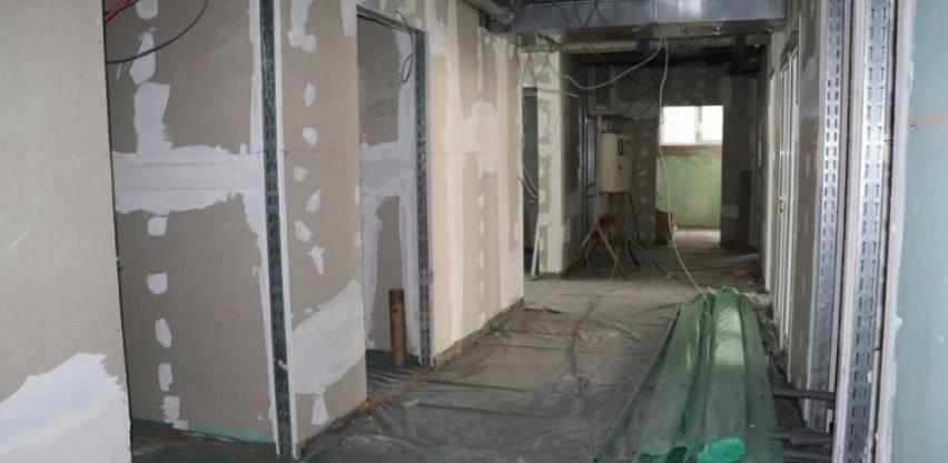 Izgradnja hemodijaliznog centra u Goraždu bit će okončana u idućoj godini