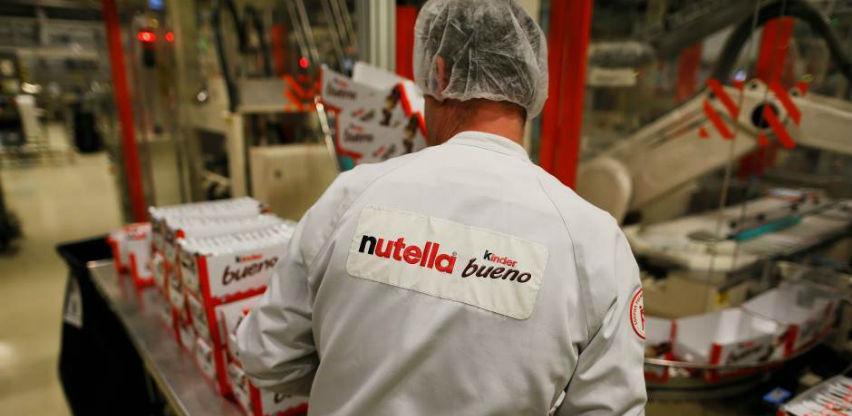 Zbog štrajka radnika blokirana najveća tvornica Nutelle u svijetu