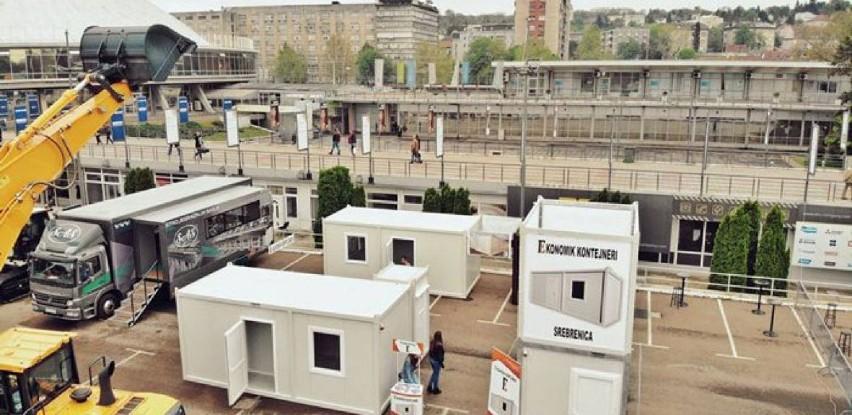 Srebrenica: Fabrika građevinskih kontejnera proširuje proizvodnju