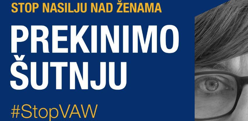 """OSCE pokrenuo kampanju """"16 dana aktivizma protiv rodno zasnovanog nasilja"""""""