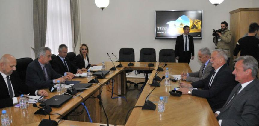 Šarović: Učiniti sve da BiH ne budu izrečene nove sankcije EZ