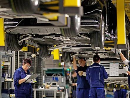 Nijemci u junu kupili 300.000 vozila, proizveli 500.000