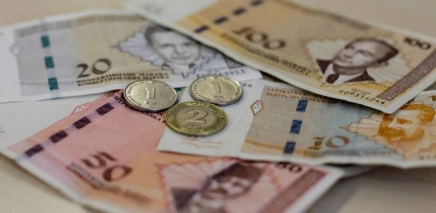 Pohabani novac u vrijednosti 281 miliona KM otišao na otpad